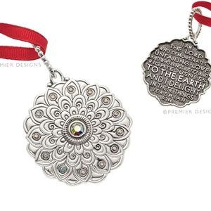 The Verse of the Year Pendant/Ornament